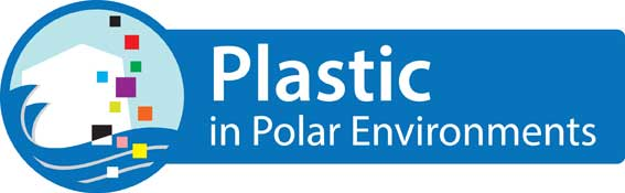 Plastic in Polar Environments logo banner web