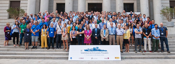 IX Spanish Polar Symp 2018 participants web