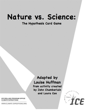 Nature v Science game