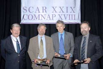SCAR medal winners 2006 web