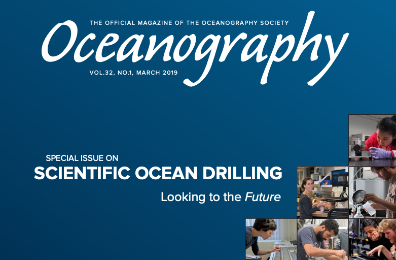 oceanography issue