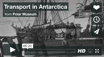 Transport Antarctica vid