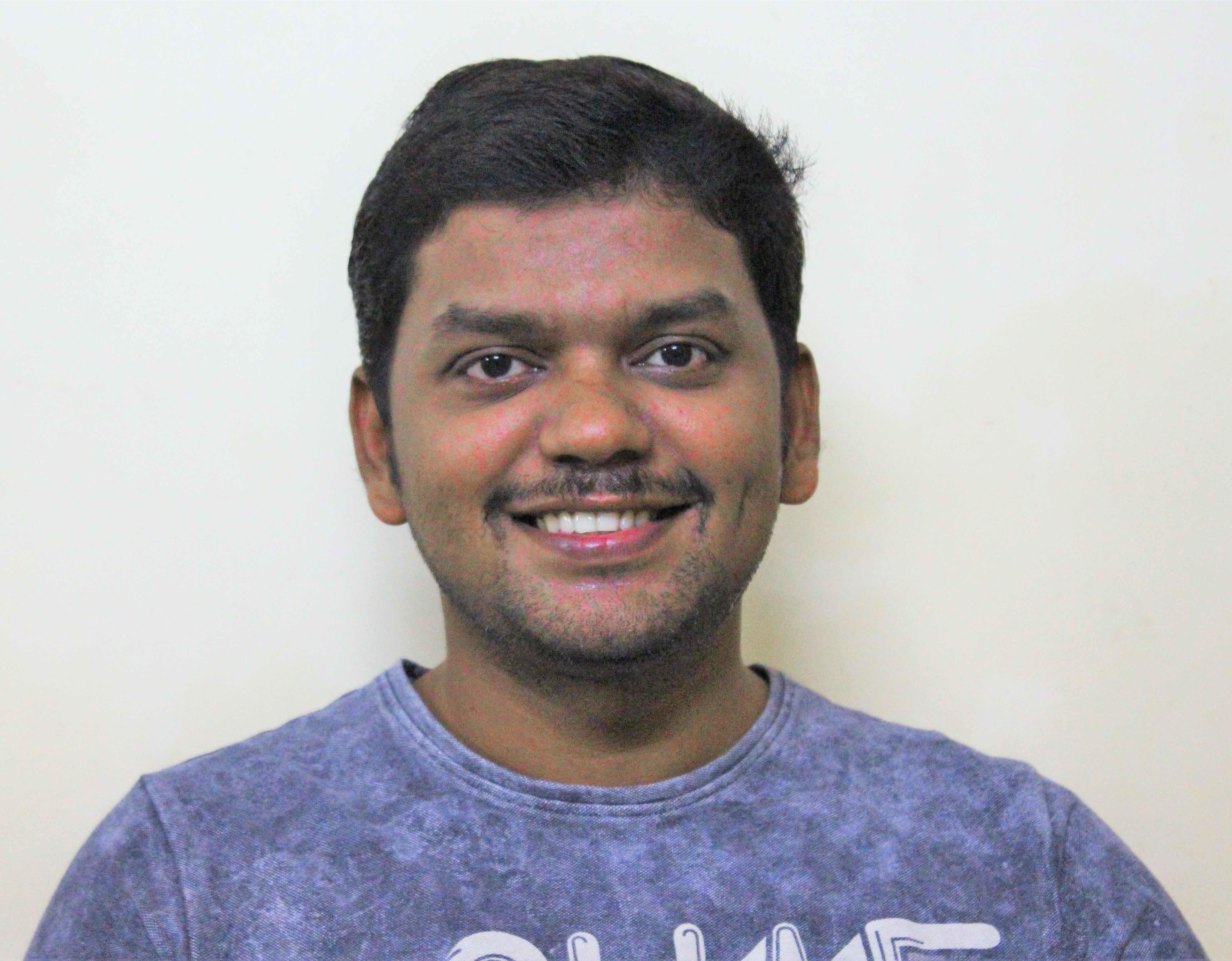Manoj 2014 Fellowship Report