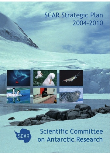 SCAR Strategic Plan 2004-2010