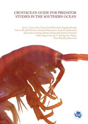 Crustacean Guide for Predator Studies in the Southern Ocean