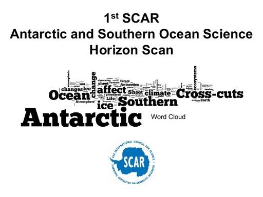 Brief Summary Presentation of the Horizon Scan
