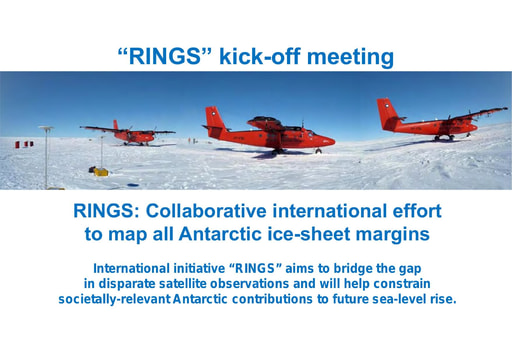 Slides from the RINGS Kick-Off Meeting, May 2021