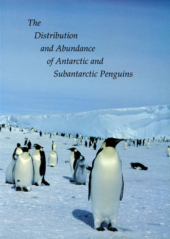 The Distribution and Abundance of Antarctic and Subantarctic Penguins