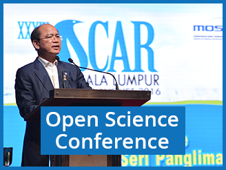 SCAR Open Science Conferences